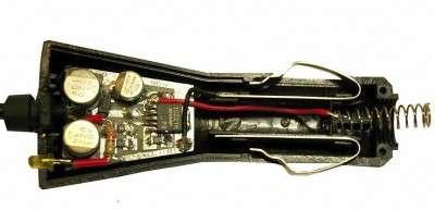 Зарядное устройство для КПК в авто