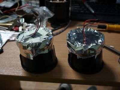 LED-подсветка подстаканников