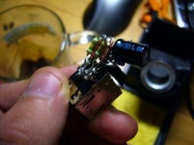 Делаем USB-розетку в авто