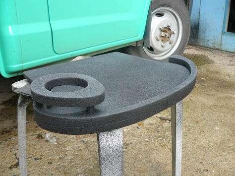 Автомобильный стол своими руками