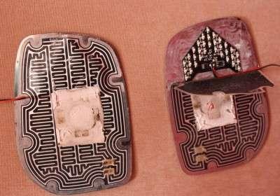 Светодиодные повторители в зеркала