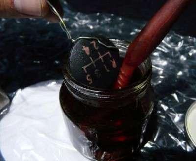 Делаем подсветку ручки Кпп для Ваз (8)