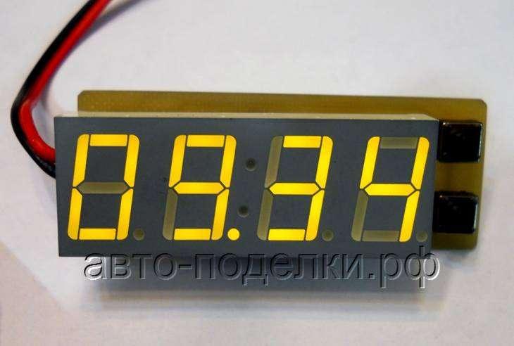 Набор электронные часы своими руками
