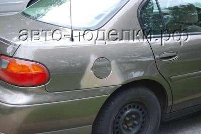 Как восстановить покрытие автомобиля после ржавчины.