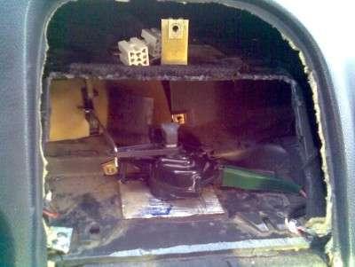 заслонка отопления на ВАЗ-2110