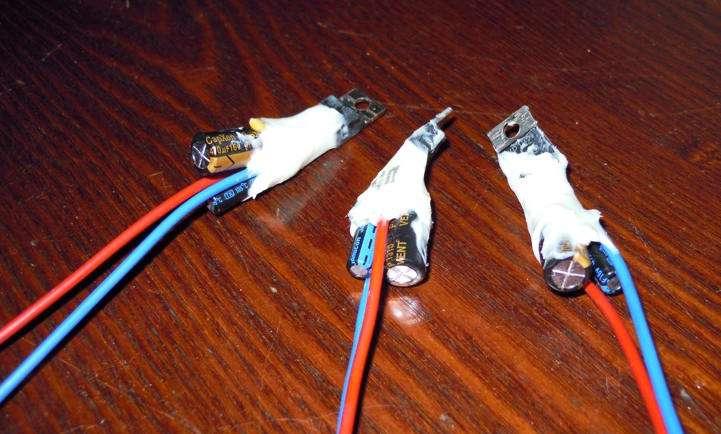 Стабилизатор для светодиодов в