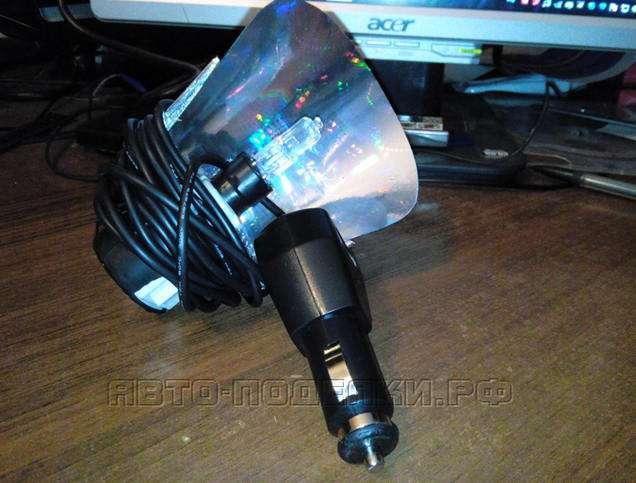 Переносная лампа для автосервиса своими руками