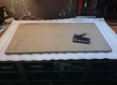 Лежак для ремонта