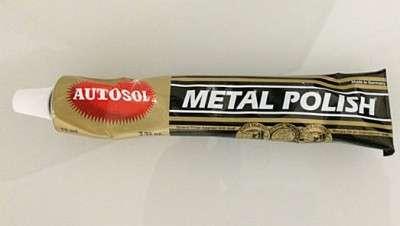 Autosol Metal Polish,