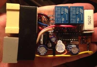 Электронное реле для светодиодных поворотников