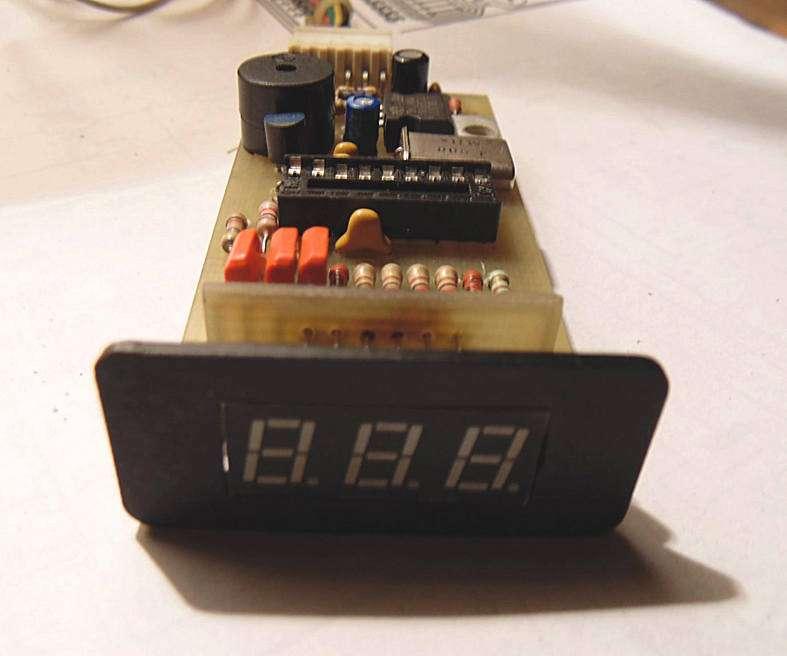 термометр для авто на