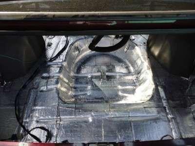Переделываем пол в багажнике Ваз-21099
