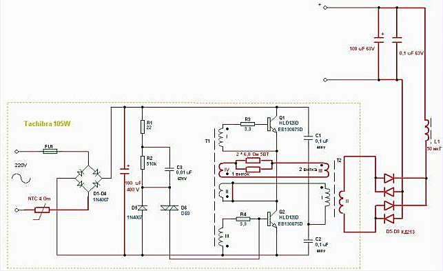 авто устройств схемы зарядных акб