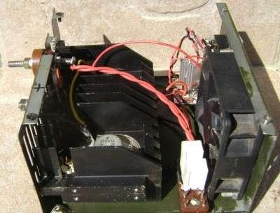 Схема тестовой нагрузки для проверки зарядных устройств