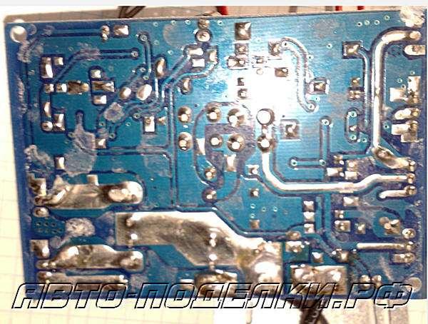 DC–AC инвертор 12V/220V