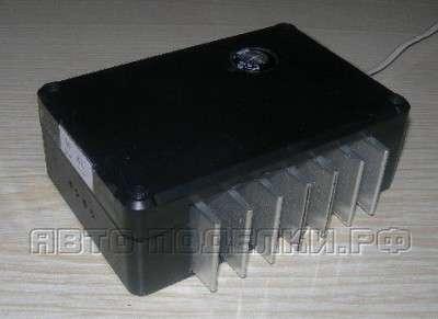 Самодельный автомобильный аудио усилитель 4х22Вт на TDA7384
