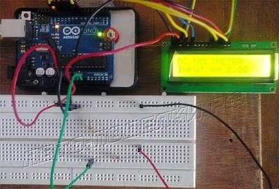 Цифровой вольтметр 0-30 Вольт на базе Ардуино