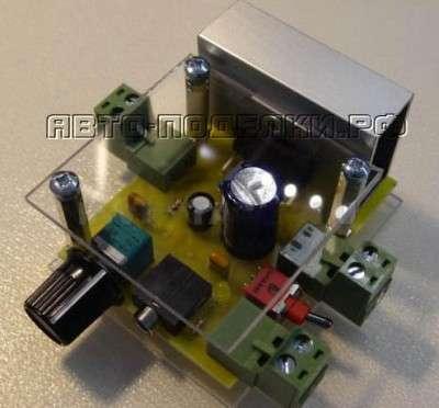 Простой стерео усилитель на микросхеме TDA7297