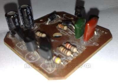 Мощная сирена на транзисторах