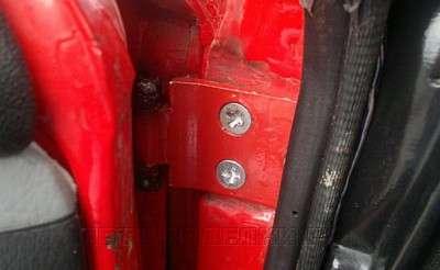 Ремонтируем дверные петли на Ваз сами