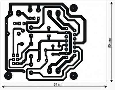 стерео усилитель на микросхеме TDA7297