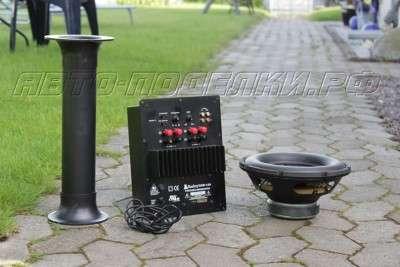 Hi-Fi cабвуфер для авто или дома