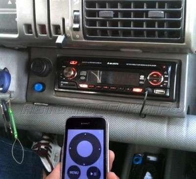 Добавьте Bluetooth к вашему старому HiFi приемнику.
