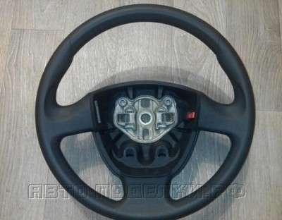 обычный руль или просто колесо