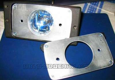 Переделка ПТФ на Ваз 2108 – 2115, улучшаем освещение