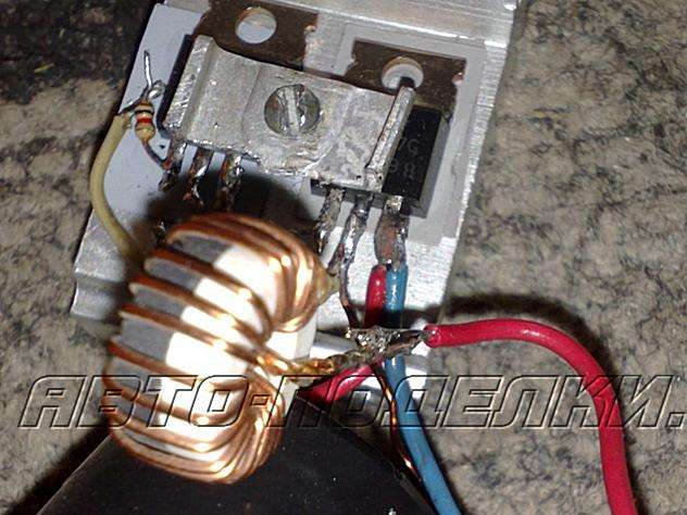 Трансформатор 220 на 12 вольт намотать своими руками