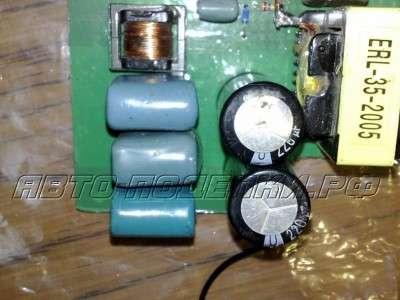 Схема простого инвертора на 100 Вт