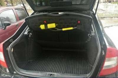 липучки в багажник своими уками