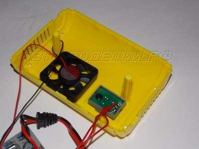 Зарядное устройство для автомобильного аккумулятора - обзор