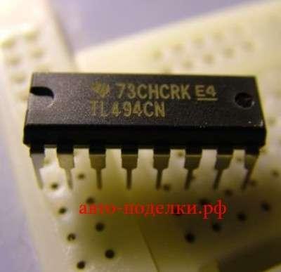 Автомобильный инвертор или конвертор DC-AC