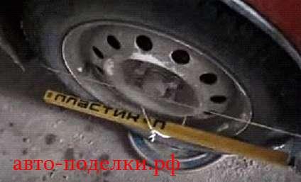 Схождение колес на ваз 2112