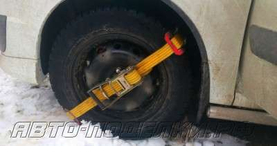 механизм на колесе