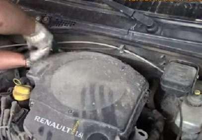 Регулировка клапанов двигател