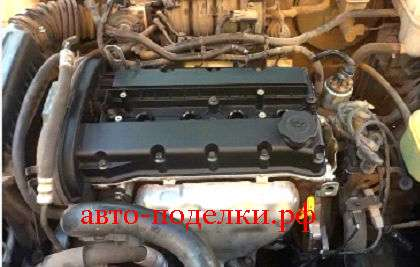 Замена прокладки клапанной крышки на Chevrolet Lacetti