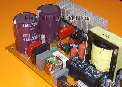 Пуско-зарядное устройство для авто