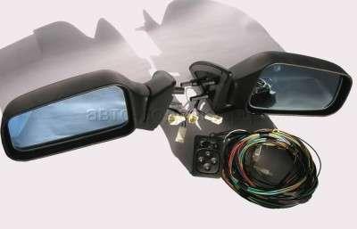 Ремонт электропривода боковых зеркал авто