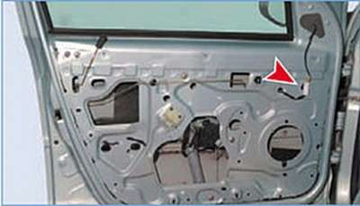 Ремонт электропривода боковых зеркал автомобиля