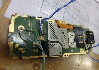 Охранная система с GSM сигнализацией.