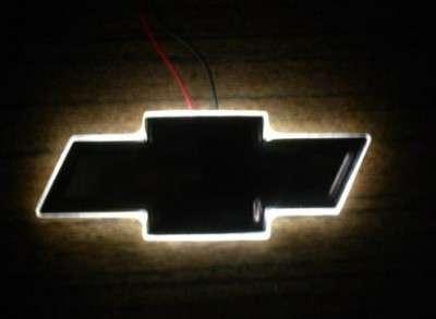 Подсветка шильдика Chevrolet Lanos
