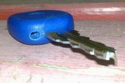 Делаем новый чип ключ