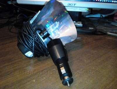 Переносная лампа для ремонта авто своими руками
