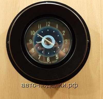 Часы закреплены к кольцу