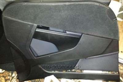 Оклейка внутренней стороны двери в авто своими руками