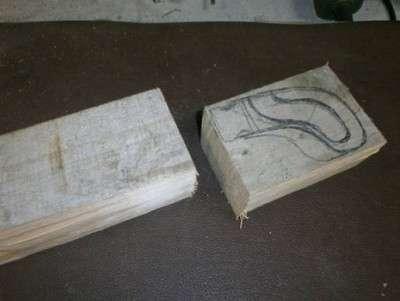 Ручка из дерева для коробки передач своими руками (5)