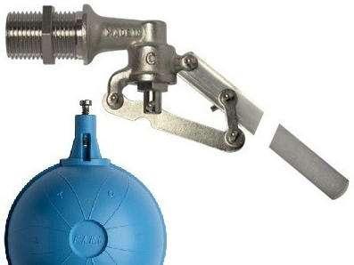 Поплавковый 1 дюймовый клапан