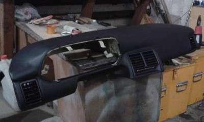 Переделка или доработка панели на ВАЗ 2110